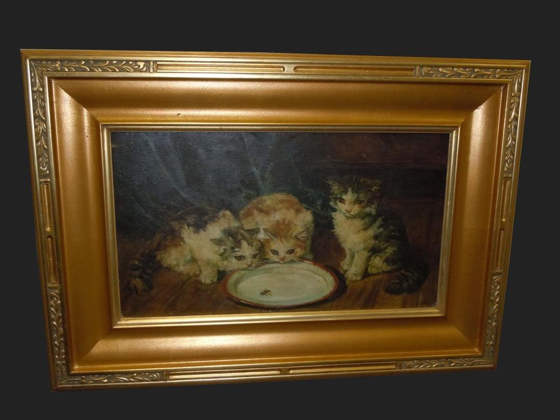 Alfred Arthur Brunel de Neuville Oil Painting Thee