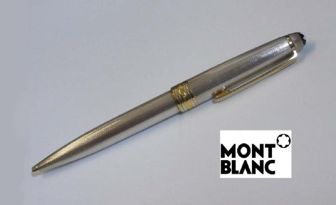 Montblanc Meisterstuck Solitaire Sterling Silver