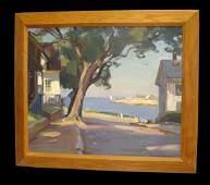 Emile Albert Gruppe Oil Painting Impressionist New