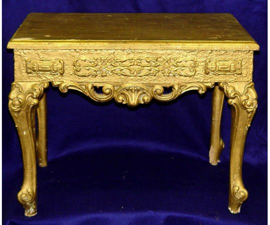 23: Detailed French Side Table