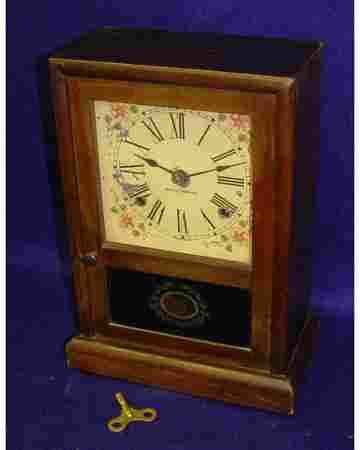 54: Vintage Seth Thomas Mantle Clock