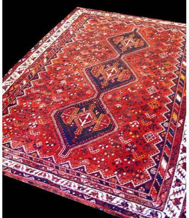 1002: Shraz Rug Carpet App 10 x 7