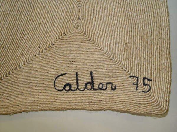 """116: Alexander Calder """"Turquoise"""" ed 81 of 100 Bon Art  - 2"""