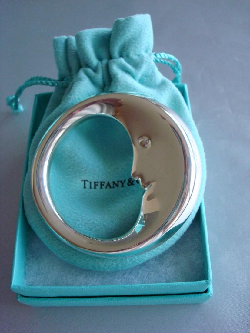 An Outstanding Vintage Tiffany & Co. Sterling Silver