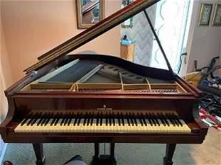 """1945 STEINWAY MODEL S BABY GRAND PIANO 5'1"""" 1945"""
