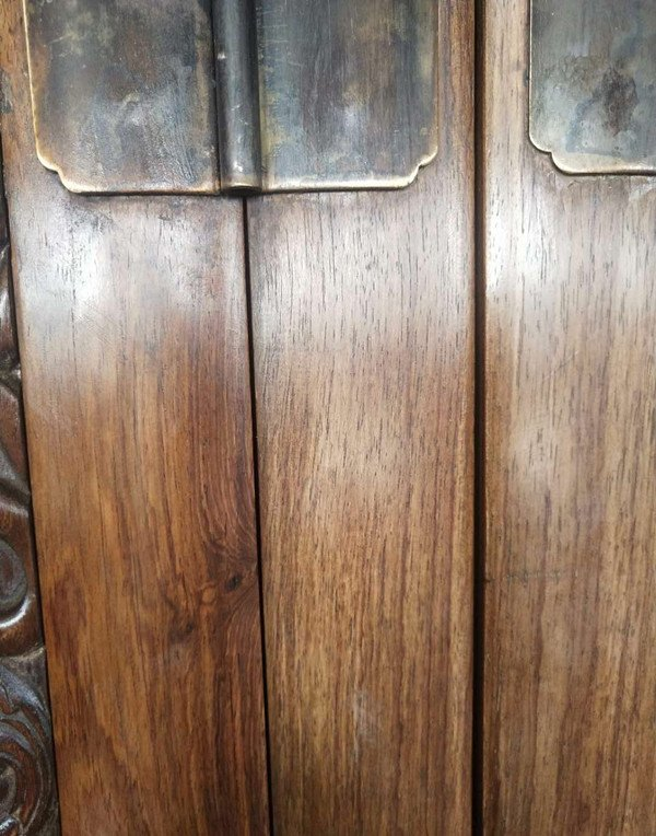 Rare Large Antique Chinese Huanghuali Wood  Cabinets - 6