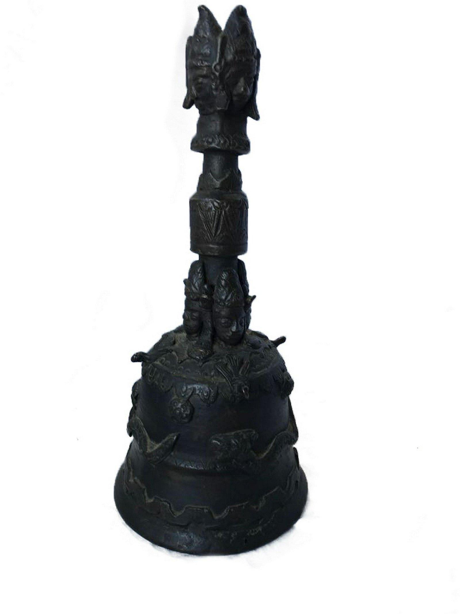 cast bronze bell