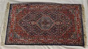 Pakistani Hand Knotted Wool Pile Rug, 3x5'