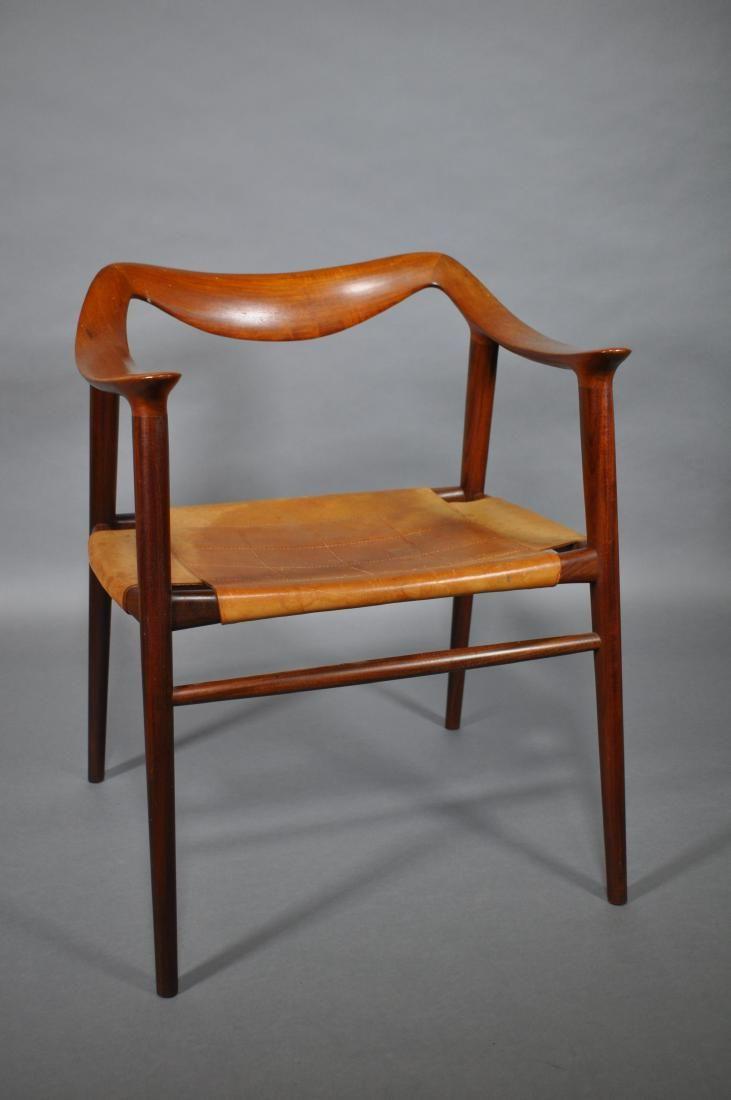 Rastad & Relling Bambi Chair, Danish Modern