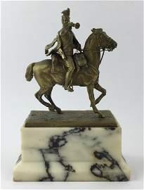 Viennese bronze sculpture by Carl Kauba (1865-1922) on