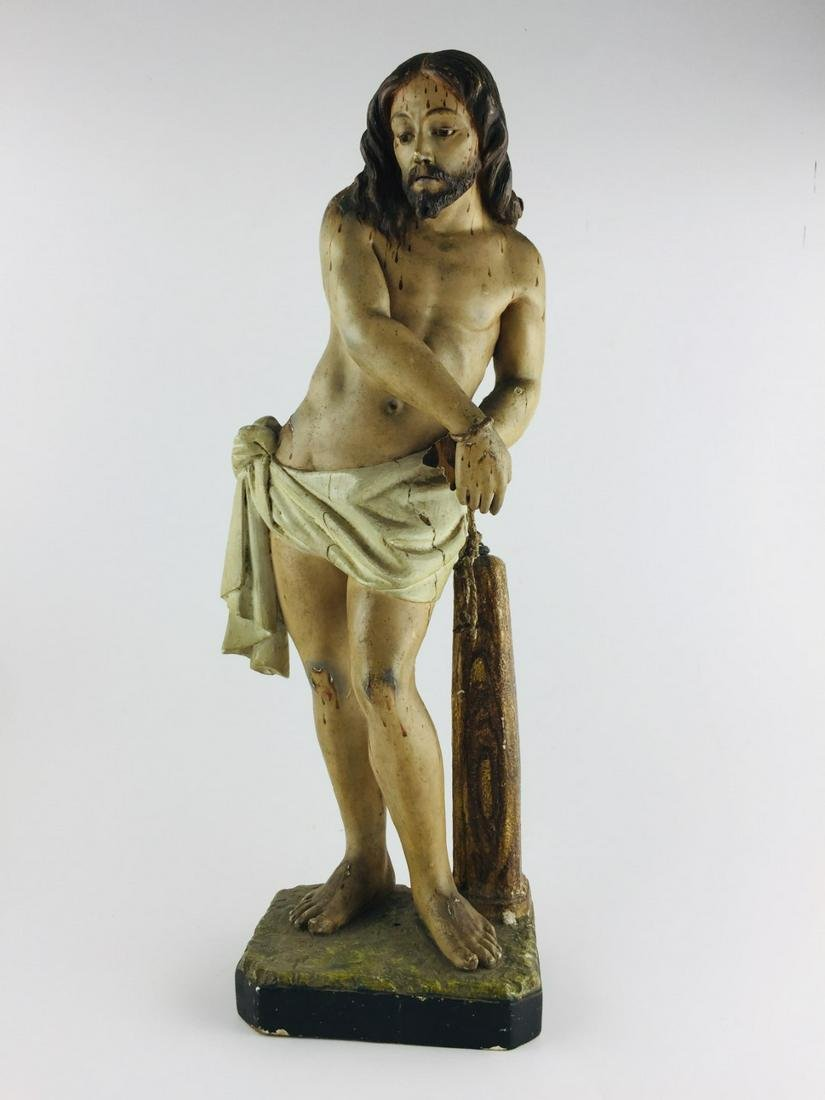 Religious carving