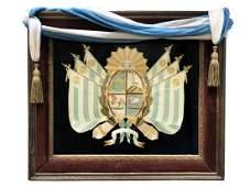 Uruguayan coat of arms