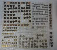 19th century and later silver nickel and copper coins