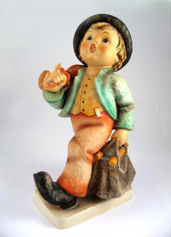 116: Goebel Hummel Merry Wanderer No. 7/II TMK5