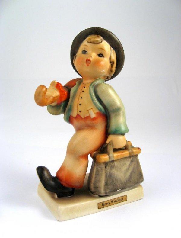 121: Goebel Hummel Merry Wanderer No. 11/0 TMK3
