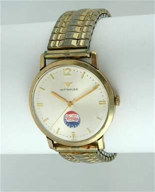 Pepsi-Cola Wittnauer Wristwatch