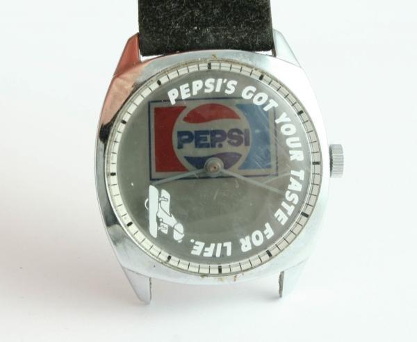 807: Pepsi-Cola Pepsi's Got Your Taste for Life Watch