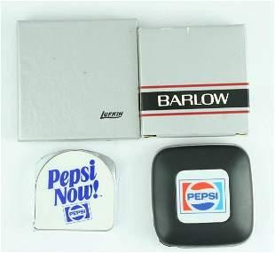 2 Pepsi-Cola Tape Measures