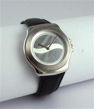 1990s Pepsi-Cola MC&T Wristwatch