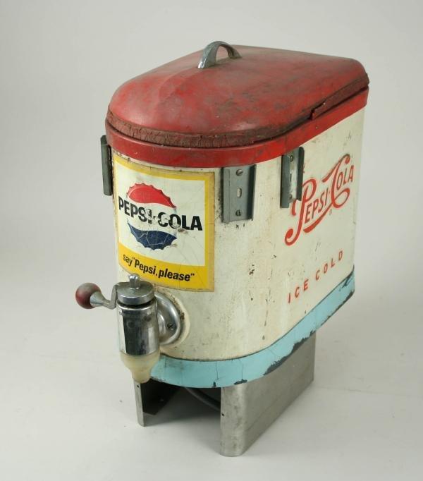 647: Pepsi-Cola Vintage Soda Fountain Dispenser