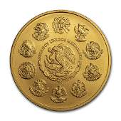 2020 Mexico 1 oz Gold Libertad BU