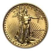 1988 14 oz Gold American Eagle BU MCMLXXXVIII