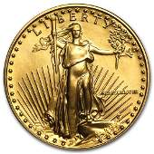 1988 12 oz Gold American Eagle BU MCMLXXXVIII