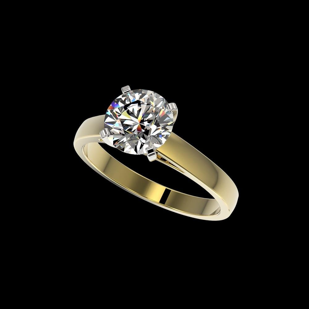 2 ctw Certified Quality Diamond Engagement Ring 10K