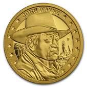 2020 Tuvalu 1/4 oz Gold John Wayne Proof