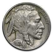 1928S Buffalo Nickel AU