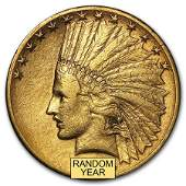 10 Indian Gold Eagle Cleaned