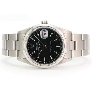 Pre-Owned Rolex Oyster Perpetual Date 15200