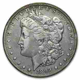 1893-O Morgan Dollar VF