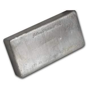 100 oz Silver Bar - Jackson Precious Metals