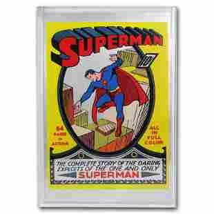 DC Action Comics #1 June 1939 (Superman) - 35 Gram