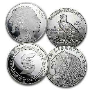 5 oz Silver Round - Secondary Market
