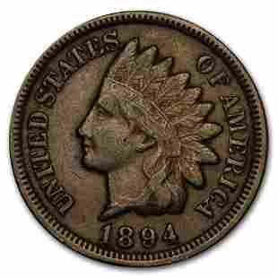 1894 Indian Head Cent VF