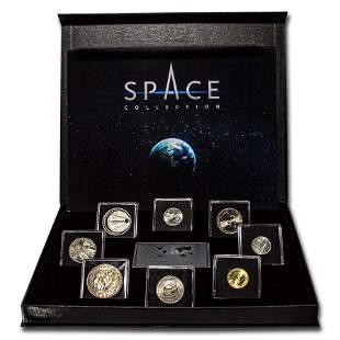 8-Coin Space Collection