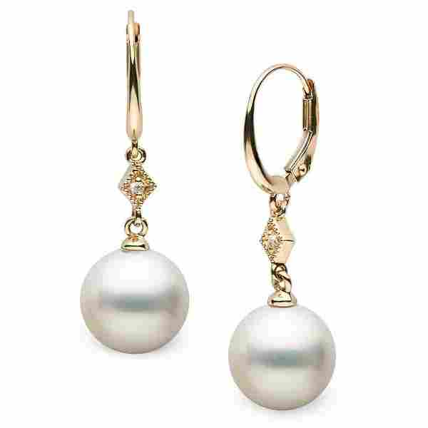White South Sea Pearl and Diamond Aerie Collection