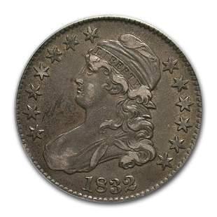 1832 Bust Half Dollar XF-45 PCGS (Sm Letters)