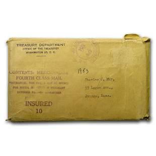 1953 U.S. Double Mint Set