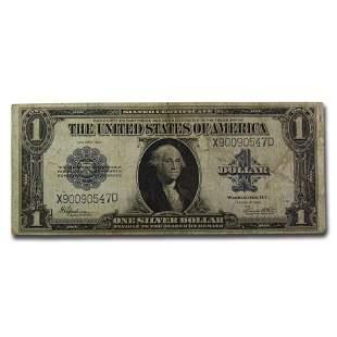 1923 $1.00 Silver Certificate Fine (Fr#237)