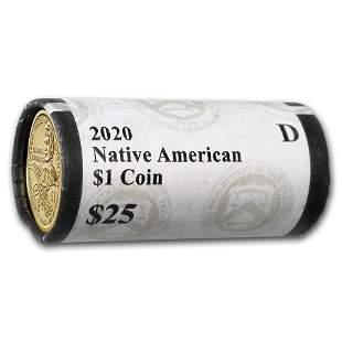 2020-D Native Amer $1 - Peratrovic Anti-Discrimination