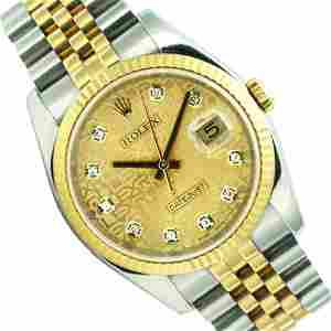 Pre-Owned Rolex Datejust 116233
