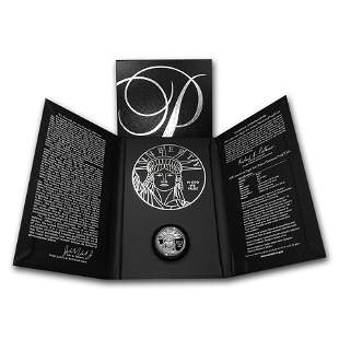 2012-W 1 oz Proof American Platinum Eagle (w/Box & COA)