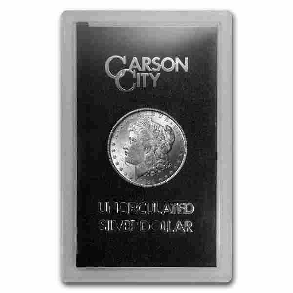 1884-CC Morgan Dollar BU (GSA)