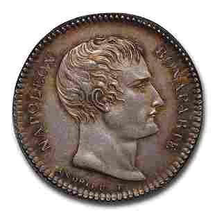 1803 France AR Napoleon's Fourth Year as Consul Commem