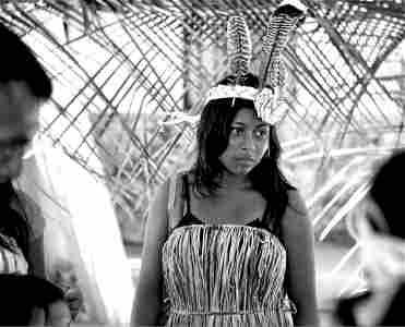 Helena Christensen — 15 Year Old Soreli