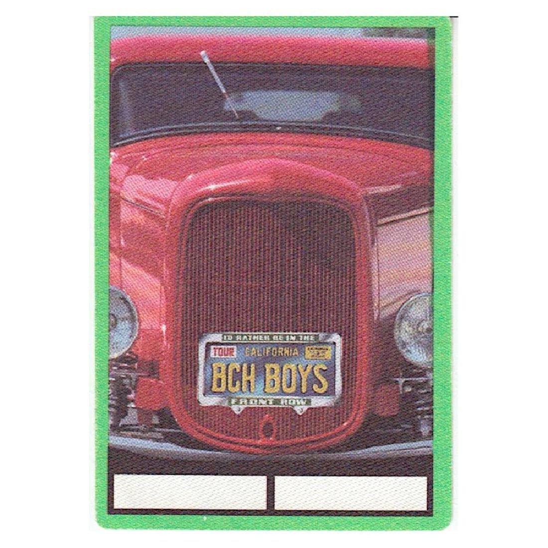 The Beach Boys - 1999 Backstage Pass