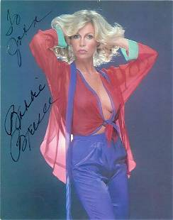Bobbie Bresee 8x10 Signed color photograph wCOA